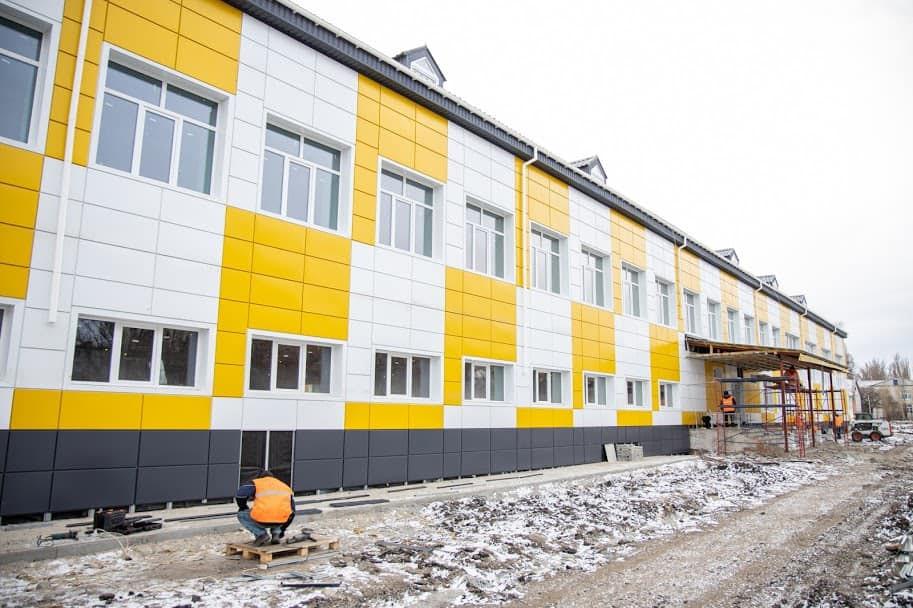 «Большое строительство» на Днепропетровщине