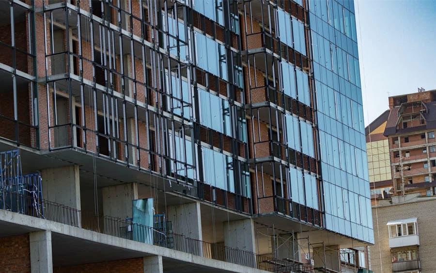 Реформа жилищного строительства